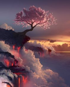 Scorched Earth / print by arcipello