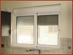 Συρόμενο παράθυρο με ρολό Windows, Kitchen, Cooking, Kitchens, Cucina, Window, Stove, Cuisine, Kitchen Floor