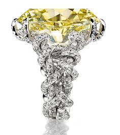 Yellow Diamonds...