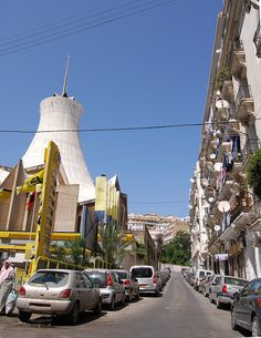 Cathédrale du Sacré Coeur (Sacred Heart) Church, Algiers