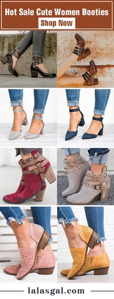 Hot Sale Cute Women Booties  spring  Summer  Fashion  Shoes 77d9b86de38e