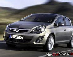 Opel Corsa D 3 doors Specifications - http://autotras.com