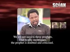 T B Joshua, Godly Man, Light Of Life, New Growth, Self Healing, Quotable Quotes, Language, Let It Be, Tv