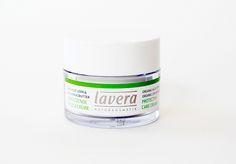 Lavera Protective Care Cream For Sensitive Skin Review | Organic Beauty Blogger