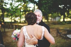 the most perfect day. stephanie parsley photography. the barn at twin oaks ranch. arkansas bride. father of the bride first look.