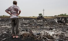 Malaysia Air Flight 17: Missile Blamed For Downing MH17