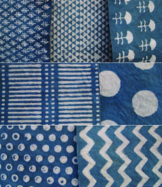 japanese indigo patterns