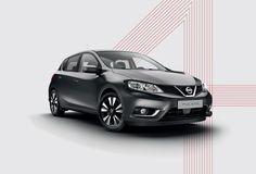 Votre Nouvelle Nissan PULSAR disponible à partir 209€/mois sans apport et sans condition avec 4 ans d'entretien - via Nissan Aix-en-Provence www.nissan-couriant.fr