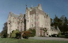 Kincardine Castle, Kincardine O'Neil, Aberdeenshire, Scotland