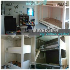Our house, now a home: One room challenge, Week 4- starting to see progress! To see more click on post or visit http://ourhousenowahome.com/