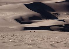 Great Sand Dunes: Travel Portraits
