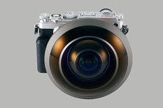 Entaniya's 250-degree lens gives cameras near-VR capability in one shot