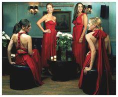 One dress.... So many fabulous ways to wear it!