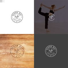 Create a recognisable logo for an emerging global Pilates brand by enfant terrible