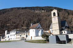 Munstair (Switzerland) benedictine monastery