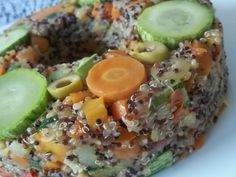 Aprenda a preparar a receita de Cuscuz de quinoa