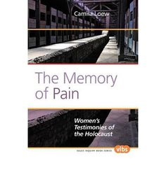 In this book, Camila Loew analyzes four women's testimonial literary writings on the Holocaust to examine and question some of the tenets of the fields of Holocaust studies, gender studies, and testimony. Through a close reading of the works of Charlotte Delbo, Margarete Buber-Neumann, Ruth Kl ger, and Marguerite Duras, Loew foregrounds these authors' search for a written form to engage with their...