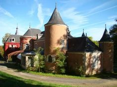 Workaway in France. Help build our Yoga Centre at a château near Poitiers