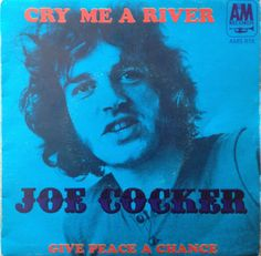 'Cry me a River'... JRC...will live on in his music:)