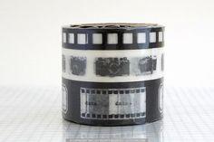 Film Camera Design Tape <3