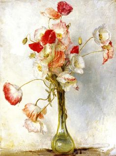Poppies  Tom Roberts