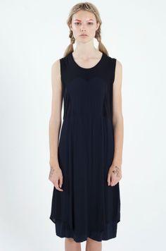 Foundation Dress - Viscose - Dresses - shop online - NOM*D