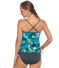 LLBean: Tidewater Swimwear, Bottom Back