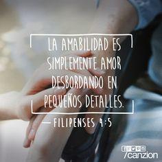 «Que todo el mundo vea que son considerados en todo lo que hacen. Recuerden que el Señor vuelve pronto». —Filipenses 4:5