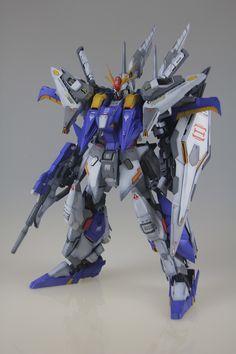 GUNDAM GUY: 1/72 RX-105 Xi Gundam (Ξ Gundam) - Painted Build