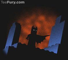 The Brick Knight T-Shirt - Batman T-Shirt is $11 today at TeeFury!