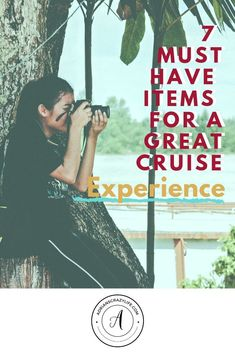 Of course you want your cruise experience to be amazing - who doesn't? That's why you're going to cruise like a pro with these 7 must-have items! From a seasoned cruiser, these tips will save the day and make sure you have the best cruise trip yet. Top Cruise, Best Cruise, Cruise Travel, Cruise Vacation, Bahamas Cruise, Best Vacation Destinations, Best Vacation Spots, Best Vacations, Packing List For Cruise