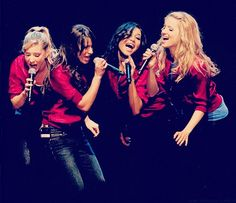 Unholy Trinity and Rachel even though she has made an impact on all of those characters except Hemo xD
