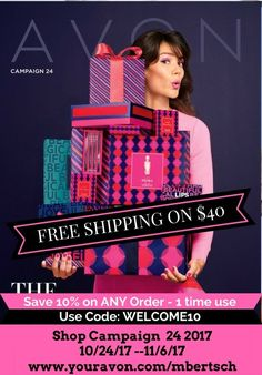 Avon Christmas Catalog Campaign 24 2017 is out. Shop 10/24 - 11/6 online. #avonchristmas #avoncatalog #christmasgifts #avonrep