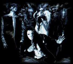Norwegian Avantgarde metal band Arcturus during their release of La Masquerade Infinale in 1997.