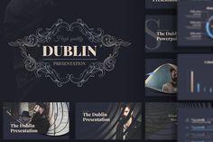 Dublin Powerpoint Presentation by Dublin_Design on @creativemarket