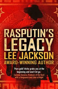 Beck Valley Books & more: BOOK TOUR - Rasputin's Legacy by Lee Jackson (Cold...