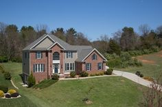 Waynesboro, VA This house has it all...Solidly built with a practical layout. centrally located in Ana Marie Estates, which is close to everything! Some features include open floor plan, bonus room, wine cellar, workshop, fitness room, rec/game room, main level guest room, main floor office and laundry, drop off zone and much more. The beautiful kitchen includes granite, custom cherry cabinetry, huge island with breakfast bar, and stainless appliances.