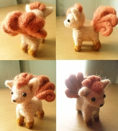 Ahhh Vulpix!! This is the cutest