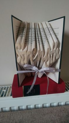 Strength folded book