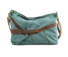 Mens-Canvas-Shoulder-Bags-4 Canvas Crossbody Bag, Canvas Messenger Bag, Messenger Bag Men, Crossbody Shoulder Bag, Leather Shoulder Bag, Retro Vintage, Vintage Stil, Vintage Men, Weekender