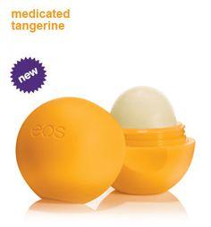 EOS lip balm ~ medicated tangerine