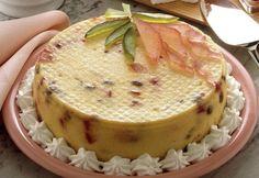 Torta di Polenta E' quasi ora di merenda che ne dite di un dolce un pò particolare? #gioiaincucina #idolcidigioia