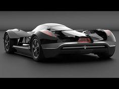 Gray Design's Zeus Twelve Supercars Inspire Excellence