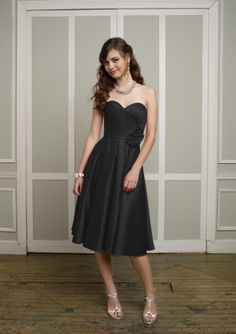 Different color, but the dress is pretty.