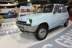 Retromobile 2012 - 40 ans renault 5 3/4 Avant I love thisssssss!!