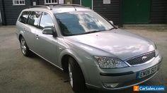 Ford Mondeo Silver Estate 2.2 Diesel Tdci 2006 #ford #mondeo #forsale #unitedkingdom