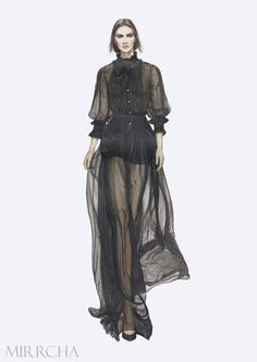 Dresses on Behance Fashion Design Sketchbook, Fashion Design Drawings, Fashion Sketches, Arte Fashion, Fashion Models, Ideias Fashion, Fashion Illustration Dresses, Dress Sketches, Fashion Portfolio