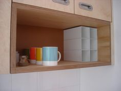 plywood kitchen | Retro Plywood kitchen | Flickr - Photo Sharing!
