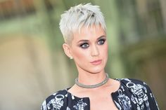 Pixie hair cuts for 2017: Katy Perry  - CosmopolitanUK