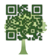 QR Park Trail - what a great idea! (Sample only)